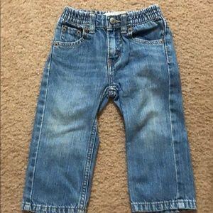 4 for $12 Levi's denim/jeans/pants 18 months
